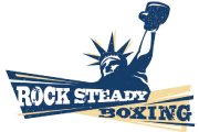 Rock Steady Boxing Logo